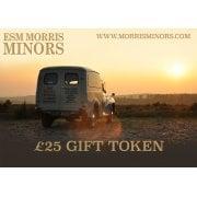£25 Gift Token