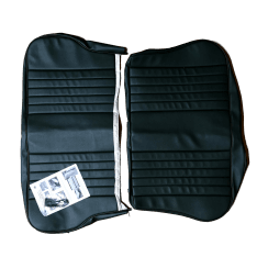56-59 Rear Seat Cover 4DR Saloon Complete Set Vinyl Green