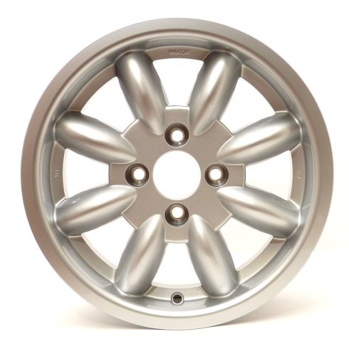 "Alloy Road Wheel (5.5""/14) Minator (Minilite Copy) (4"" PCD) *Not suitable for MM or Series II*"