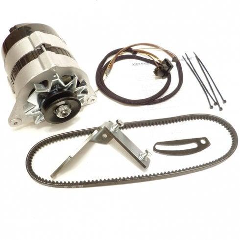 Alternator Conversion Kit - COIL Mounting Bracket (Includes Alternator)