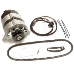 Alternator Conversion Kit - STD Mounting Bracket (Includes Alternator)
