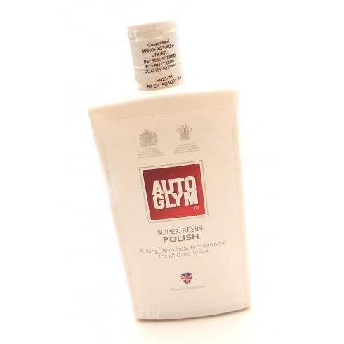 Autoglym Super Resin Car Polish 500ML *UK Mainland Shipping Only*