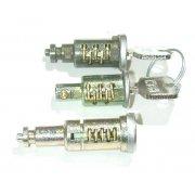 Barrel & Keys-Matched Lock Set (2-Door/Convertible Pre.1964 & All Van Models)