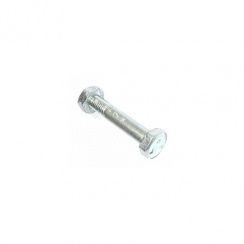 "Bolt & Nut (Steering Column To Rack Clamp) 1/4"" BSF x 1.5"""
