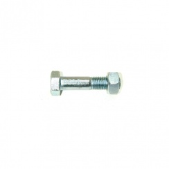 Bolt & Nut (Torsion Bar Rear Arm To Cross-Member)