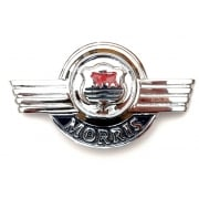 Bonnet Front Badge-Chrome (MM/Series II/Van/Pick-Up)