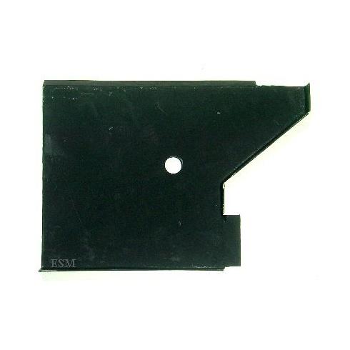 Bootwell Corner Repair Section L/H (Traveller)