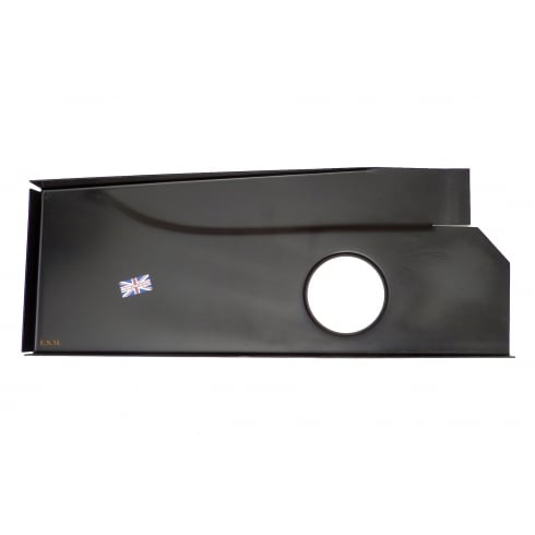 Boxing Panel Extension R/H (Traveller - With Hole)