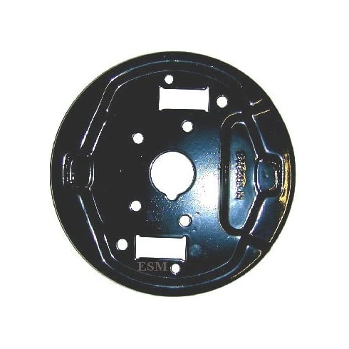 "Brake Back Plate - RECONDITIONED (7"" Front L/H)"