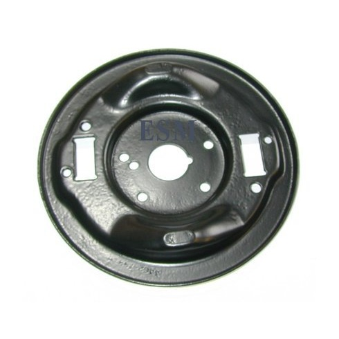 "Brake Back Plate - RECONDITIONED (8"" Front L/H)"