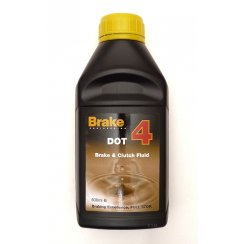 Brake Fluid 500ml (DOT 4)