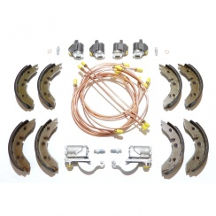 "Brake Overhaul Kit (7"" Front Drums) L/H/D - PATTERN CYLINDERS *NOT Van or Pick-Up*"