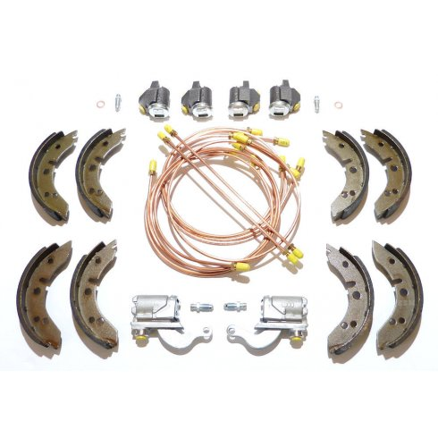 "Brake Overhaul Kit (7"" Front Drums) R/H/D - PATTERN CYLINDERS *NOT Van or Pick-Up*"