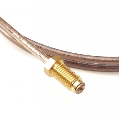 Brake Pipe - 3 - Way Union To R/H Front Hose