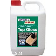Burgess Top Gloss-For Traveller Wood (1 Litre)