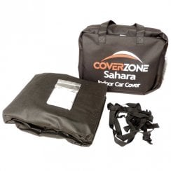 Car Cover-Indoor-Traveller & Van (Cover Zone - SAHARA)