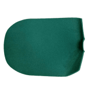 Carpet - Gearbox Tunnel Section (For FORD 5-Speed Conversion Only) *GREEN*