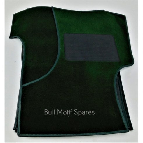 Carpet Set-1000 Models (GREEN) L/H/D