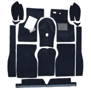 Carpet Set-1000 Models (NAVY) Newton Commercial R/H/D