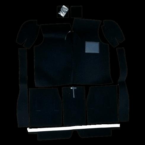 Carpet Set-MM Models (BLACK) Newton Commercial R/H/D