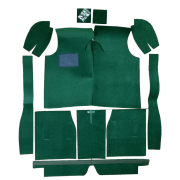 Carpet Set-MM Models (GREEN) Newton Commercial L/H/D