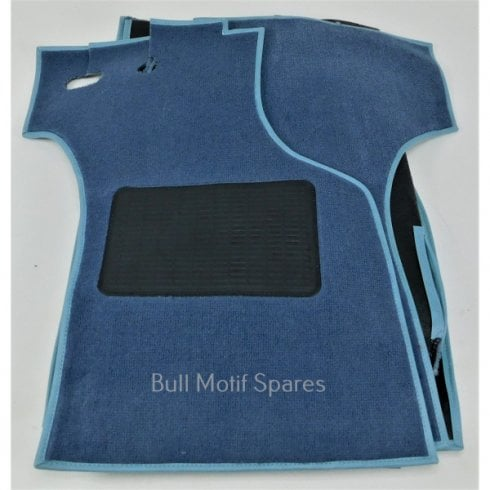Carpet Set-Series II Models (BLUE) R/H/D
