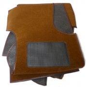 Carpet Set-Van/Pick-Up (BROWN) R/H/D