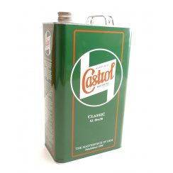 Castrol Classic Oil XL20w/50 1 Gallon (4.54 Lt.) *UK Mainland Shipping Only*