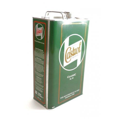 Castrol Classic Oil XL30 1 Gallon (4.54 Lt.)