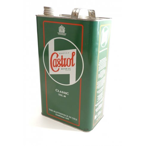 Castrol Classic Oil XXL40 1 Gallon (4.54 Lt.) *UK Mainland Shipping Only*