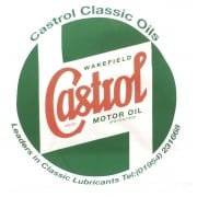 Castrol Classic T-Shirt (Large)