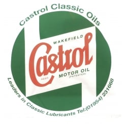 Castrol Classic T-Shirt (Medium)