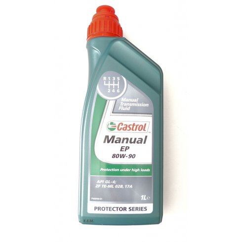 Castrol EP80/90 Gear Oil 1Lt. **SEE NOTES** *UK Mainland Shipping Only*