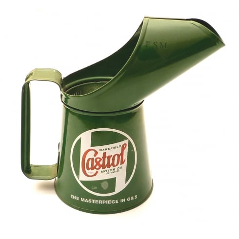 Castrol Oil Pouring Jug (1 Pint)