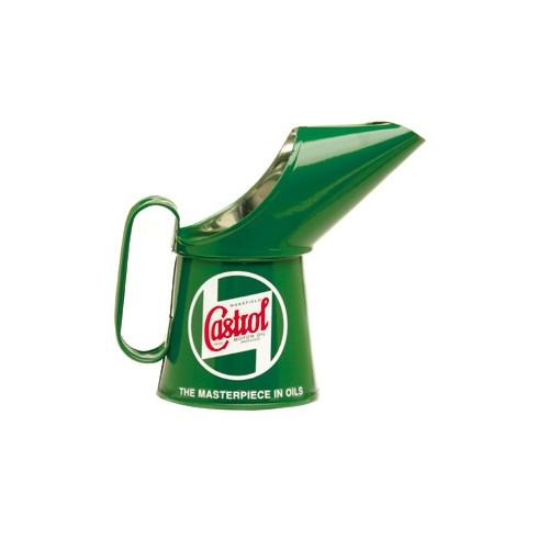 Castrol Oil Pouring Jug (Half Pint)