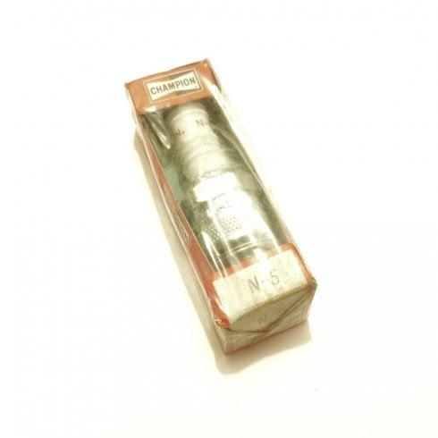 Champion Spark Plug N-5 - Original Old Stock