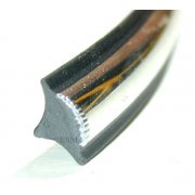 Chrome Plastic Insert - Windscreen Rubber (For EXT105) - CLICK for Information