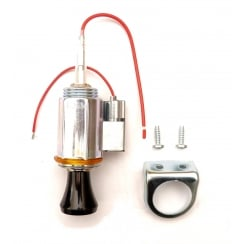 Cigar Lighter-Illuminated (With Mounting Bracket)