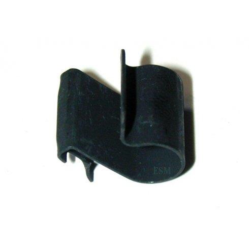 Clip-Radiator Overflow Pipe