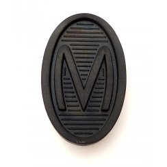"Clutch/Brake Pedal Rubber (""M"")"