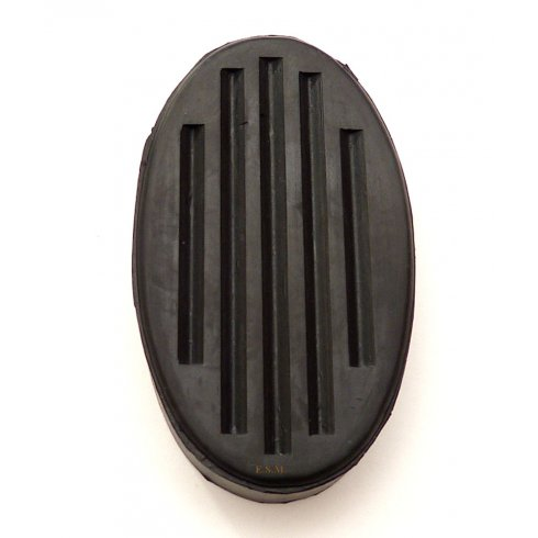 Clutch/Brake Pedal Rubber (Plain)