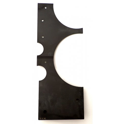 Corner Bracket-Holds Rear Post L/H