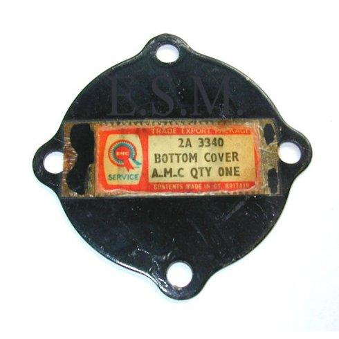 Cover - Bottom Change Lever (2A3340)