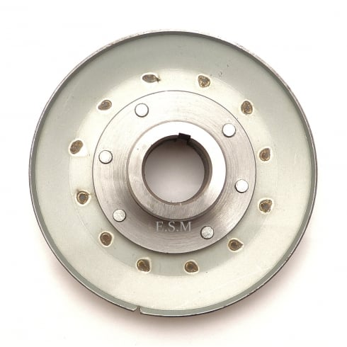 Crankshaft Pulley (New Rivetted Type)