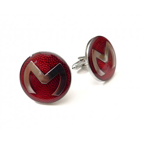 "Cuff Links ""M"" (Pair)"