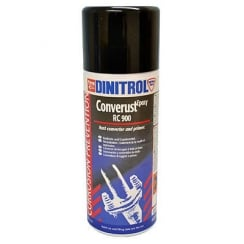 DINITROL RC900 Rust Converter (400ml Aerosol) *Note: Cannot Send Overseas*