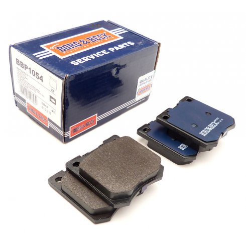 Disc Brake Pads-Set 4 (MARINA)