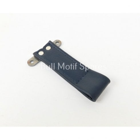 Door Pull Strap (Leather) NAVY