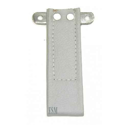 Door Pull Strap (Leather) PORCELAIN GREEN