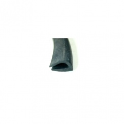"Door Rubber Seal Strip (4"" Up From Base Of Door)"
